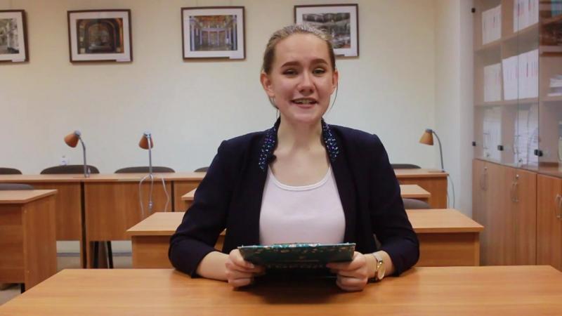 Анонс Студенческого городка с Владой Гурлив. Понедельник 14 00 телеканал ЕТВ.