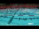 Men's 100m Back A Final _ 2018 TYR Pro Swim Series - Indy