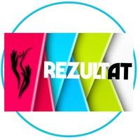 """Логотип Сеть студий массажа """"REZULTAT"""" СПБ"""
