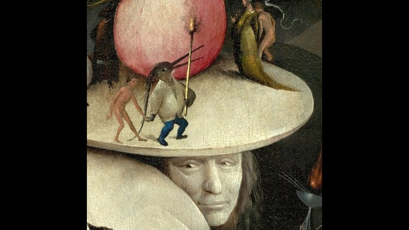 Искусство Понимать Искусство. Иероним Босх. Часть III