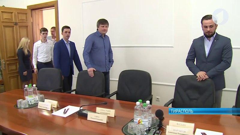 Председатель Правительства встретился с польской делегацией