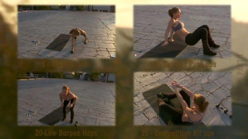 Zuzana Light - ZWOW 2 - Time Challenge (Part 1 of 2) 1-26-2012