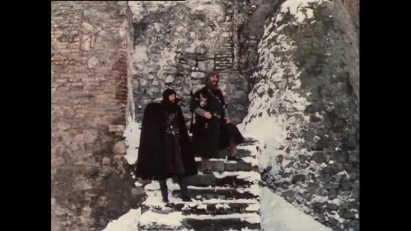 Берега. 2 серия (Грузия-фильм, 1977). Драма, экранизация - Золотая коллекция