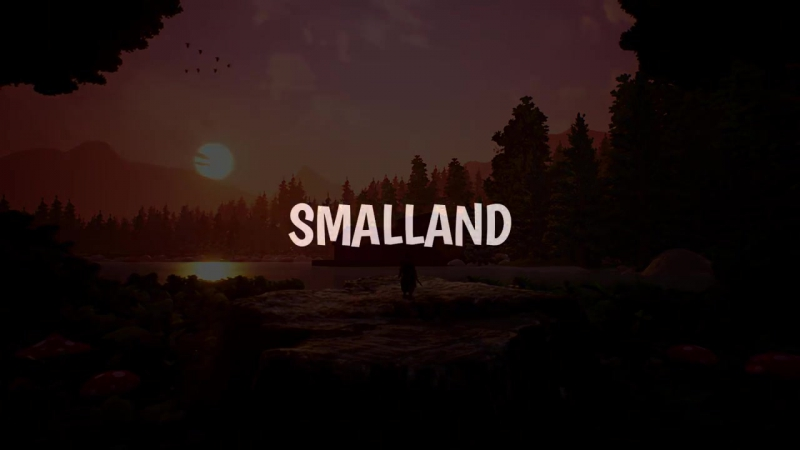 SMALLAND Early Alpha Trailer