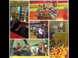 Детская площадка Паутинка