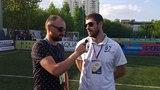 CFL 2018 Василий Васильев (фк Золотой)