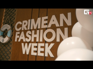 Crimean Fashion Week. Показ новогодней коллекции Валентина Юдашкина