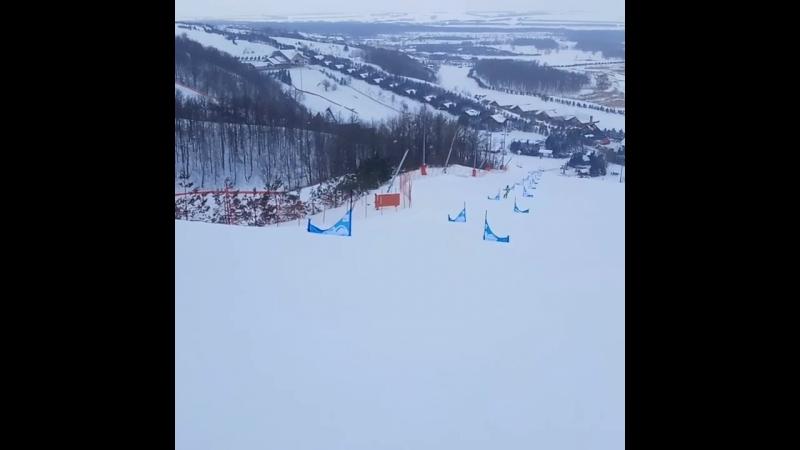 Чемпионат РТ по сноуборду, дисциплина слалом Гигант