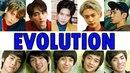 SHINee (샤이니) EVOLUTION 2016/ Evolución de SHINee antes y después K-pop 2016