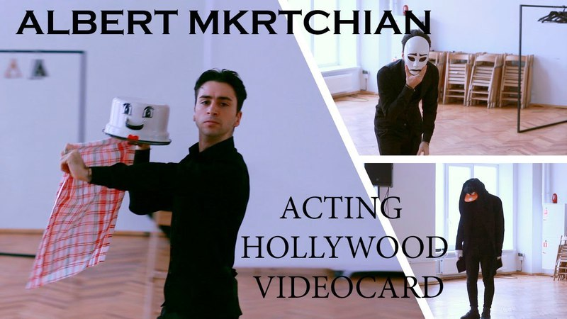 Albert Mkrtchian - Acting Hollywood videocard