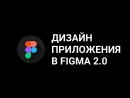 Дизайн приложения под iPhone X в Figma