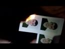 Грустное видео о том что парень уехал из города а его все любили и скучают и сжигают его фотки до слез