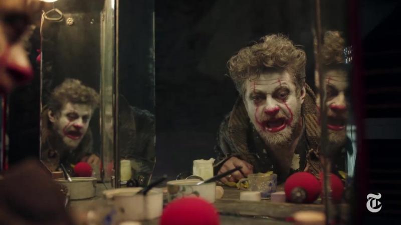 Энди Серкис «Свихнувшийся клоун»
