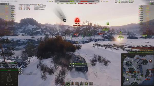 World of Tanks - Лучший бой за все время игры в танки на E25