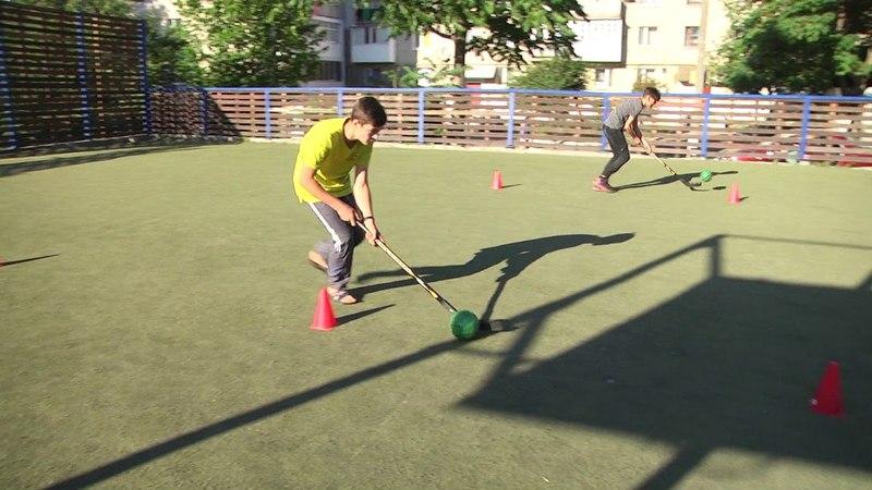 Центр фізичного здоров'я населення «Спорт для всіх». Святкування міжнародного дня захисту дітей