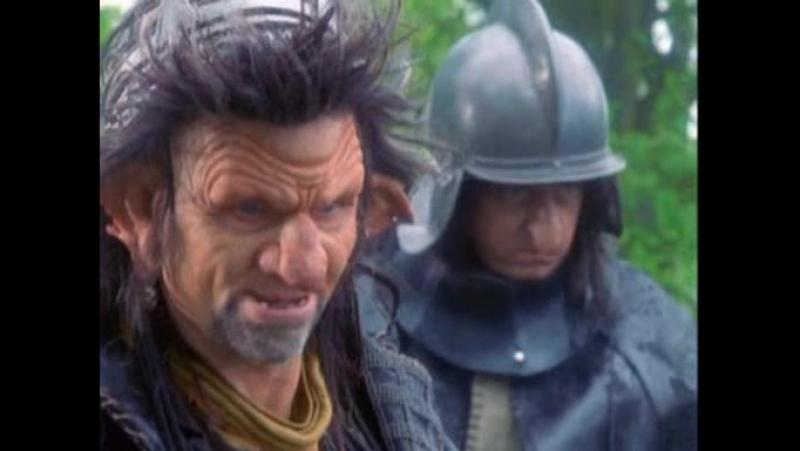 ДЕСЯТОЕ КОРОЛЕВСТВО./ The 10th Kingdom. (1999) 4 СЕРИЯ