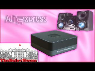 Портативный bluetooth 4.1+NFC аудио-приемник «MPOW MPBH070AB» на AliExpress.