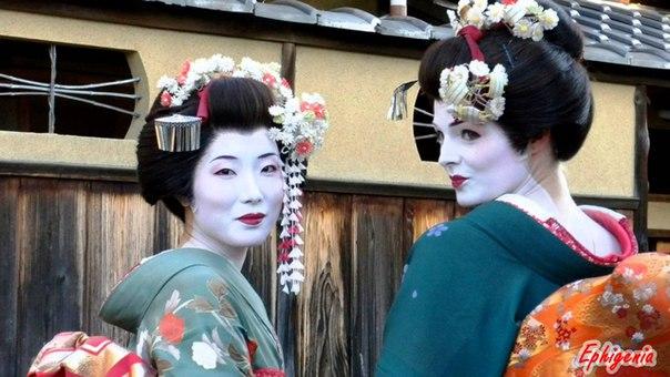 Японцы женятся по любви