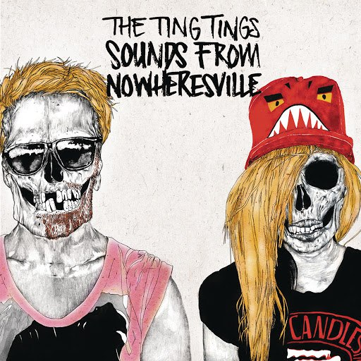The Ting Tings альбом Sounds From Nowheresville