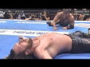 Finishing sequences of every IWGP Heavyweight title match of Okada's reign