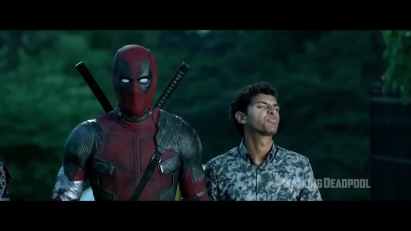 DEADPOOL 2 Domino vs. Cable Trailer [HD] Ryan Reynolds, Josh Brolin, Zazie Beetz