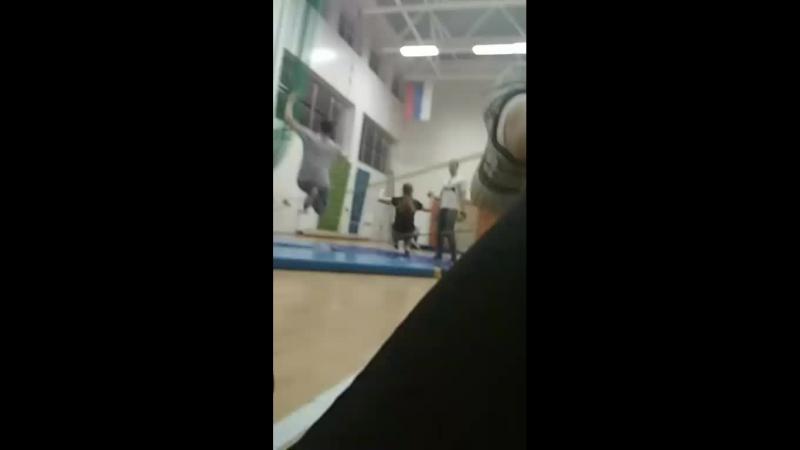 Настя Крестовских - Live