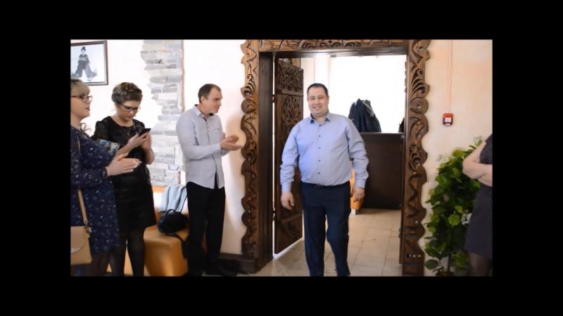 неполная версия клипа с юбилея Александра