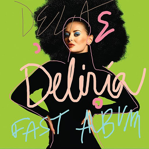 Delia альбом Deliria