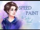 Paint Tool SAI SPEEDPAINT by Saiko Noel