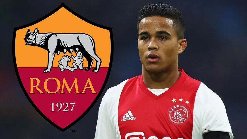 Justin Kluivert ● Welcome to Roma 2018 ● Crazy Skills Goals 🇳🇱🔥