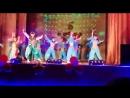 Арабский танец.