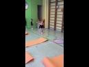 Учимся прыгать! Художественная гимнастика Детский сад 101 Тренер Кручинина Ольга Владимировна