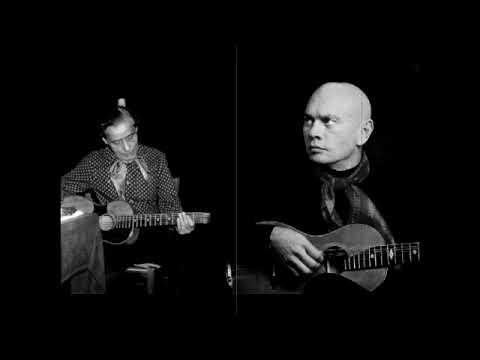 Юл Бриннер и Цыганы Димитриевич