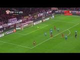 Спартак - Зенит. 2:0. Гол Луиса Адриано