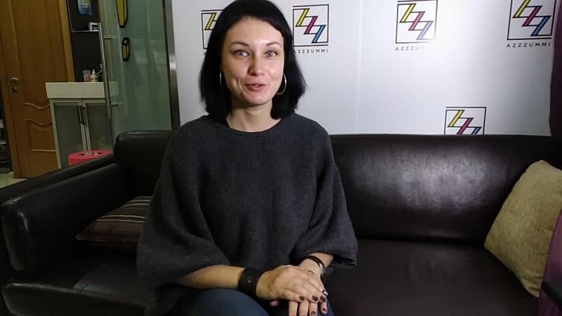 Видеоотзыв о студии Azzzummi.nails