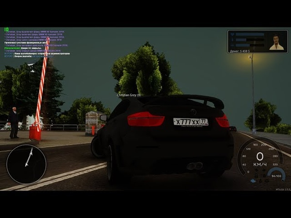 Shock World RP MTA - Тест купленного BMW X6M Hamann
