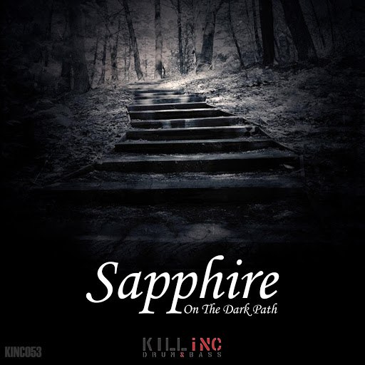 Sapphire альбом On The Dark Path EP