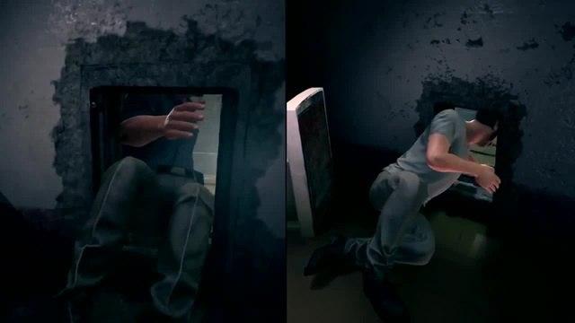 A way out и лицевая анимация Mass Effect Andromeda
