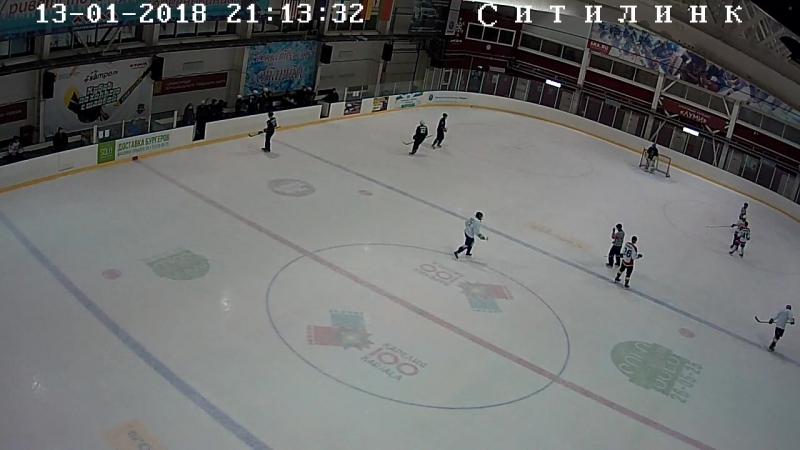 Ледовый дворец Луми_ камера 2 с Мой Дом [13-01-2018] 21.13-21.14