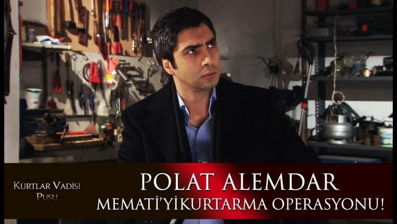 Polat Alemdar ve ekibi Mematiyi kurtarma operasyonuna çıkıyor!