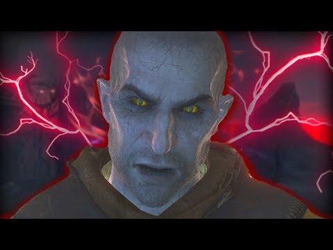 Witcher 3 - The Secret of Gaunter ODimm - Witcher 3 Lore and Mythology