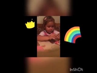 Мини Лия , Юля и куколки ЛОЛ