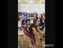 Тренировка ног и ягодиц с Кристиной💪🌰💥👏👍