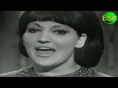 ESC 1966 13 - Monaco - Tereza Kesovija - Bien Plus Fort