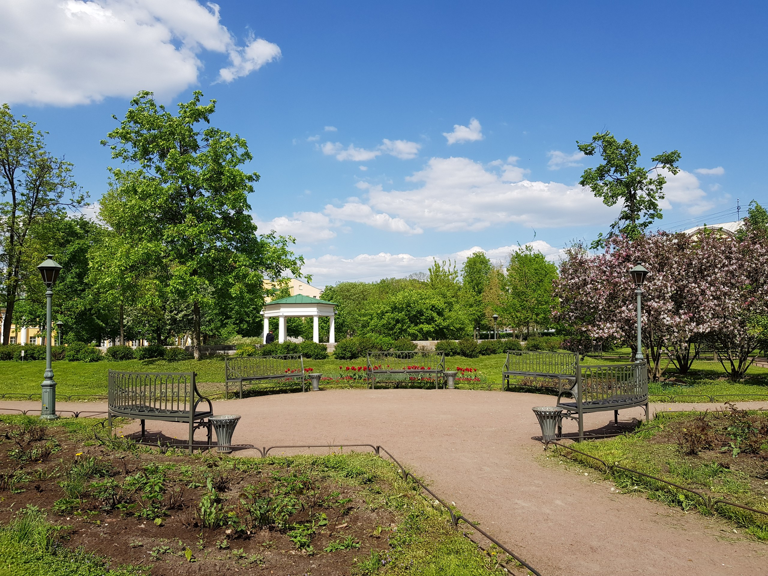 Парки Санкт-Петербурга / The Parks of St. Petersburg