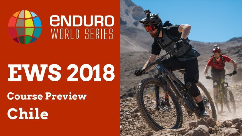 Course Preview Rd 1   EWS Lo Barnechea, CHL 2018