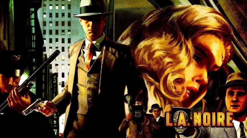 L.A Noire 1 New январский Cтрим Dave-frog