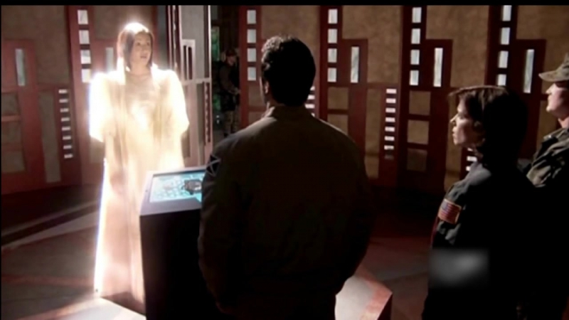 Stargate Atlantis-Борьба Древних За Галактику Пегаса (Из 2 Эпизодов)