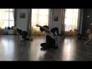 Грация, эстетика и секс в одном наборе от Даши Часовских. Танцы в Донецке. Dancer: Света Скорая