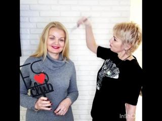 Наталья Петрушина в гостях у ESclub salon